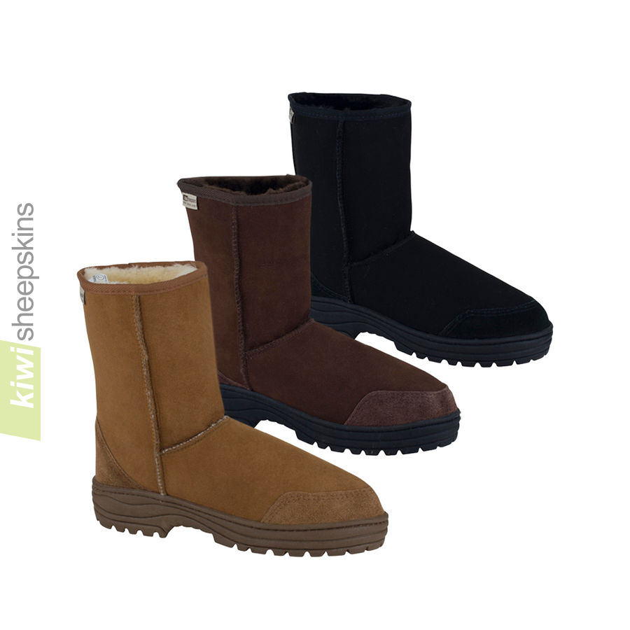 sheepskin boots ultimate mid calf GYNCSMH