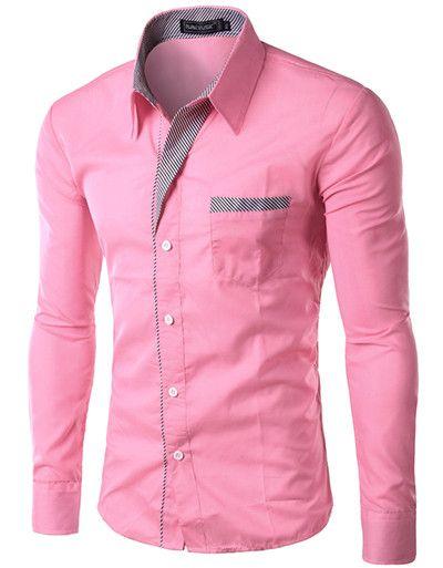 shirts for men dress fashion quality long sleeve shirt men design,formal casual male dress  shirt.13 TOPZHPA