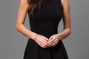 short black dress ch-2420 - short sleeveless little-black dress JIXQNFP