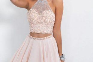 short semi formal dresses LAQDXSL