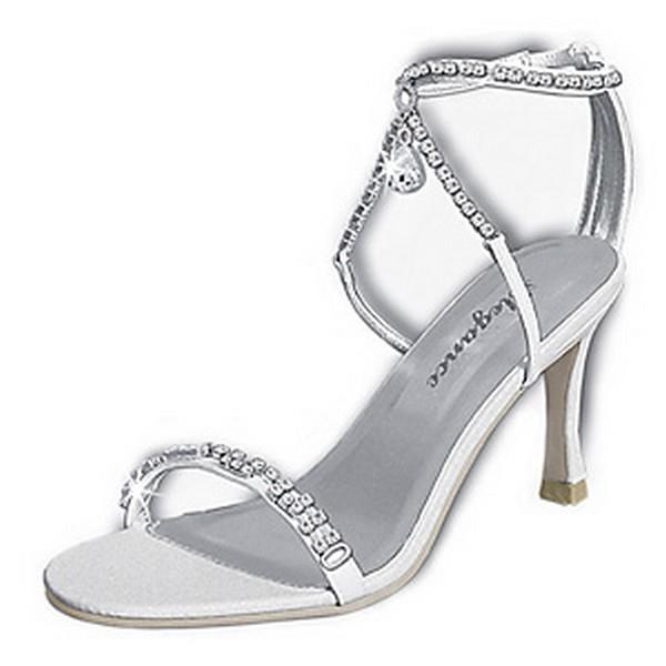 silver shoes MNLPXUZ