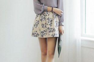 simple and sexy korean fashion looks0311 VXJSBKC