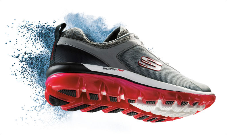 skechers shoes skechers skech-air shoes with air cushioned comfort. WGOZABE
