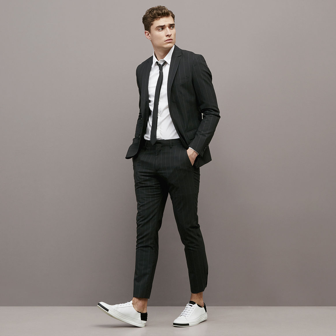 All you need for special occasions is a pair of slim fit suit. we will tell you why