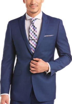 slim fit suits calvin klein blue extreme slim fit suit - menu0027s extreme slim fit | menu0027s QYQCHWH