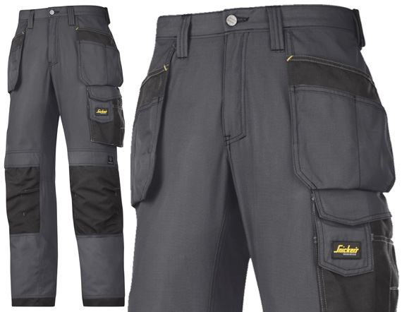 snickers trousers picture of snickers craftsmen trousers - rip stop 3213 ... FDYCPDV