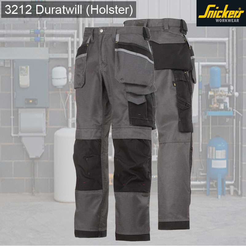 snickers trousers snickers duratwill holster trouser 3212 HONTQBN