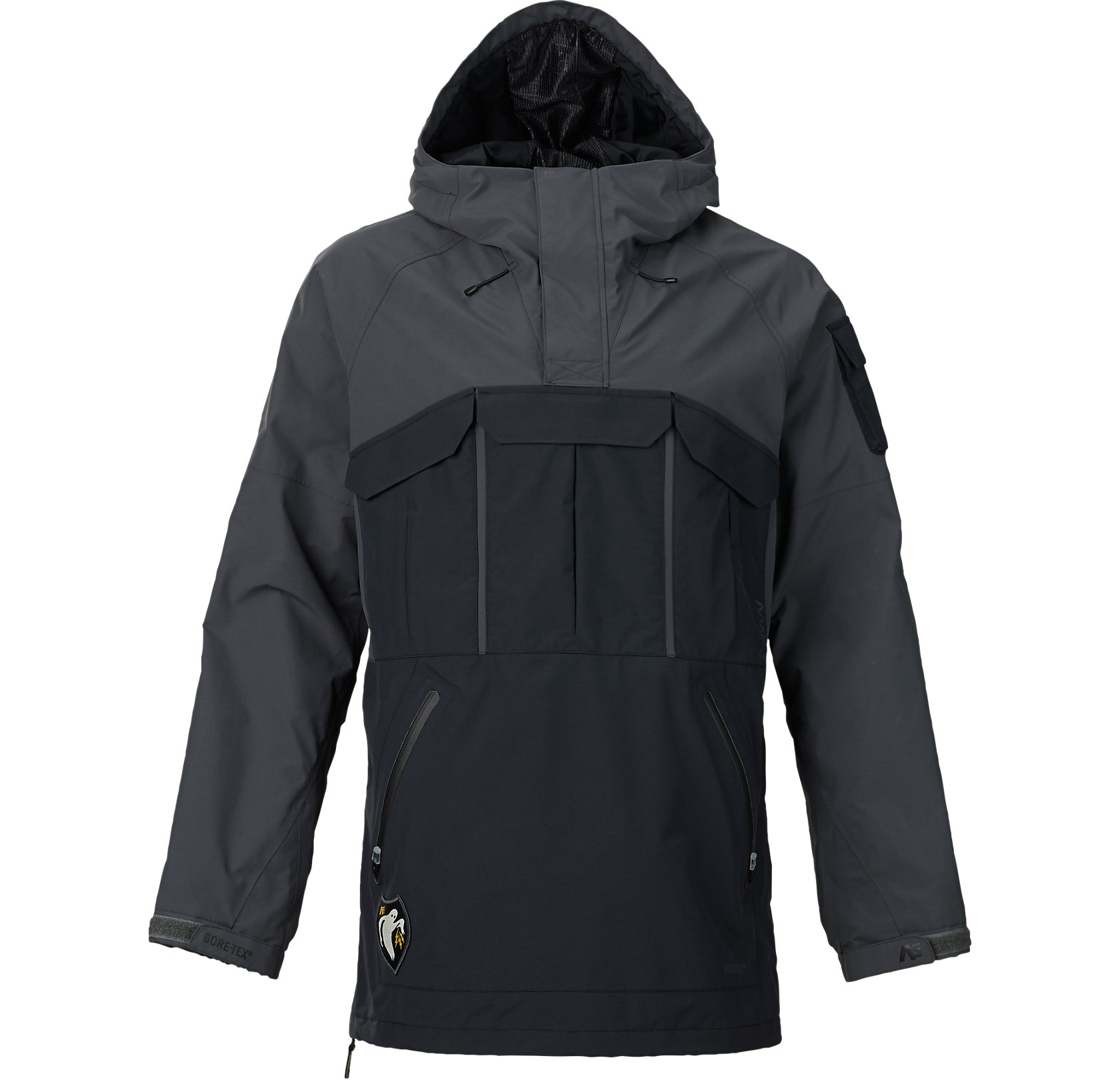 snowboard jackets analog highmark gore-tex snowboard jacket - thumbnail 1 RTEUDGT