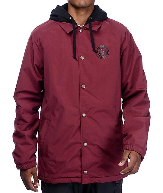 snowboard jackets empyre red express 10k snowboard jacket TIQHDWN