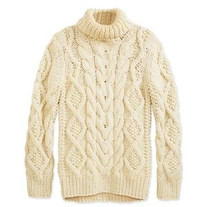 some of the additional stuffs: cable knit sweater RACFDYX
