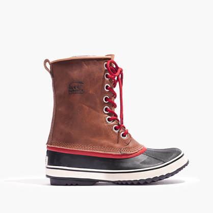 Look stylish during the winter: sorel boots