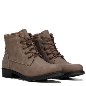 sporto boots sporto leslie lace up boot stone SKZRVRD