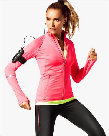 sports wear fall fashion: try sportswear OBJBBSY