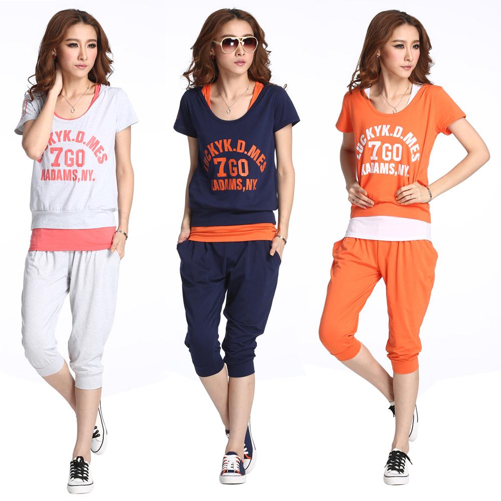 sports wear women sportswear jogging suits for women sports clothing $20.00 PBNETWS