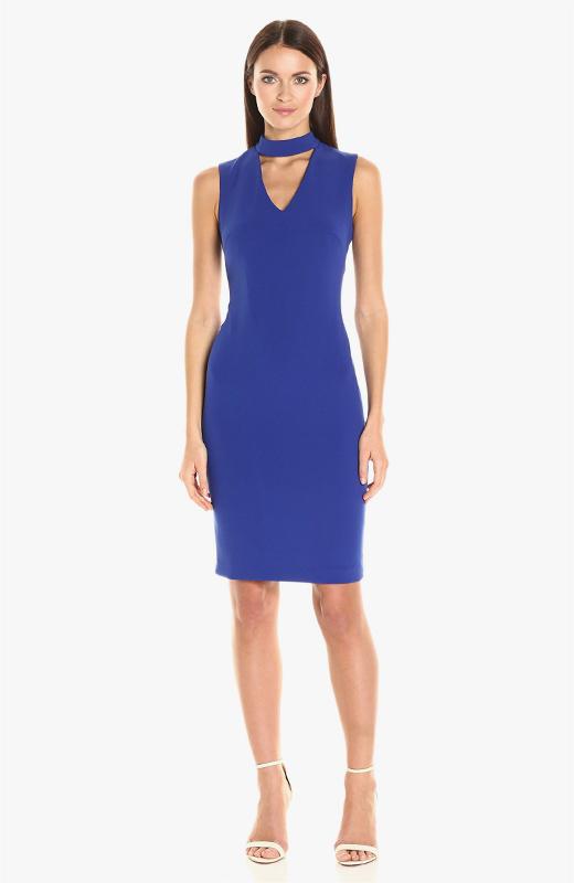 spring dresses bold color IQJNWZA