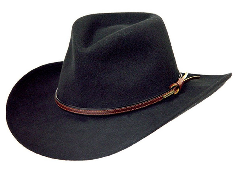 stetson hats stetson menu0027s bozeman wool felt crushable cowboy hat - twboze-813007 black  at amazon menu0027s AEDOGLY