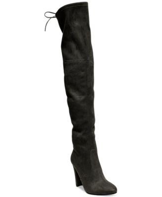 steve madden womenu0027s gorgeous over-the-knee boots KKKTMZD