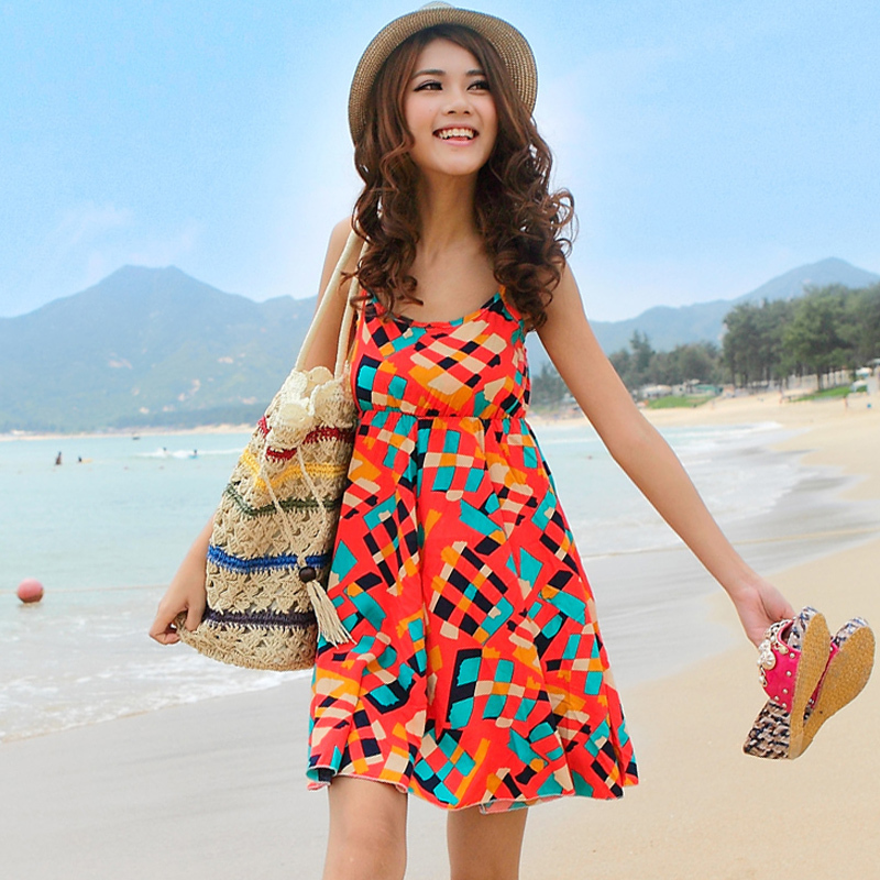 summer beach dresses SLPIRQP