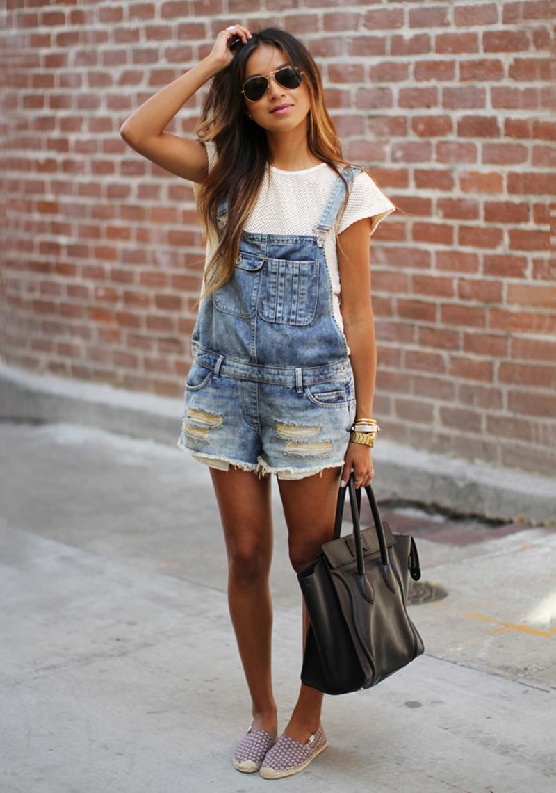 summer style denim shorts are in style for summer 2017 (4) UVYYZVI
