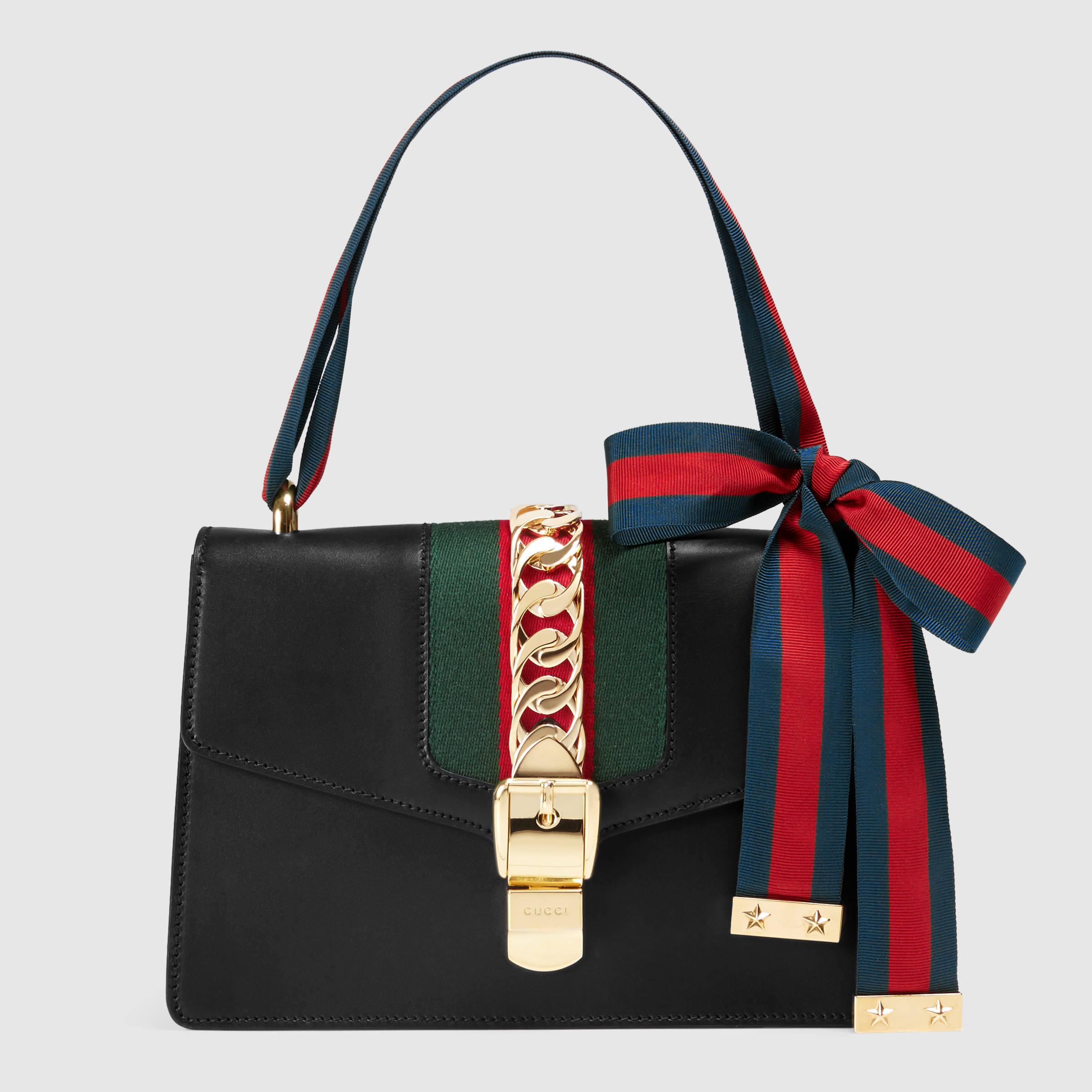 sylvie leather shoulder bag CIHFJLZ