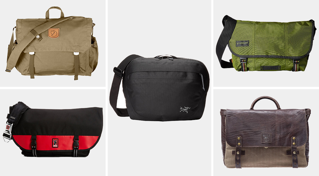 the 30 best messenger bags for men | hiconsumption IUAADDB