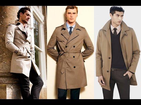 the classic menu0027s trench coat | menu0027s style essentials | darren kennedy YGAQIKO