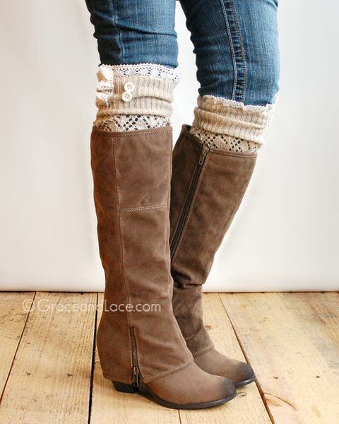 the famous lacey lou leg warmers $34.00 choose options RHBWGBV