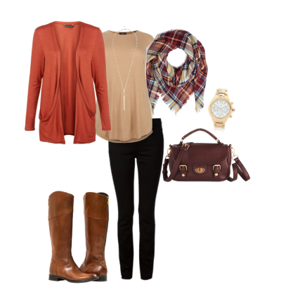 three thanksgiving outfits you can make from your closet. YNHKMOW