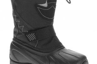 toddler boots ozark trail toddler boysu0027 temp rated winter boot - walmart.com YSTUDRG