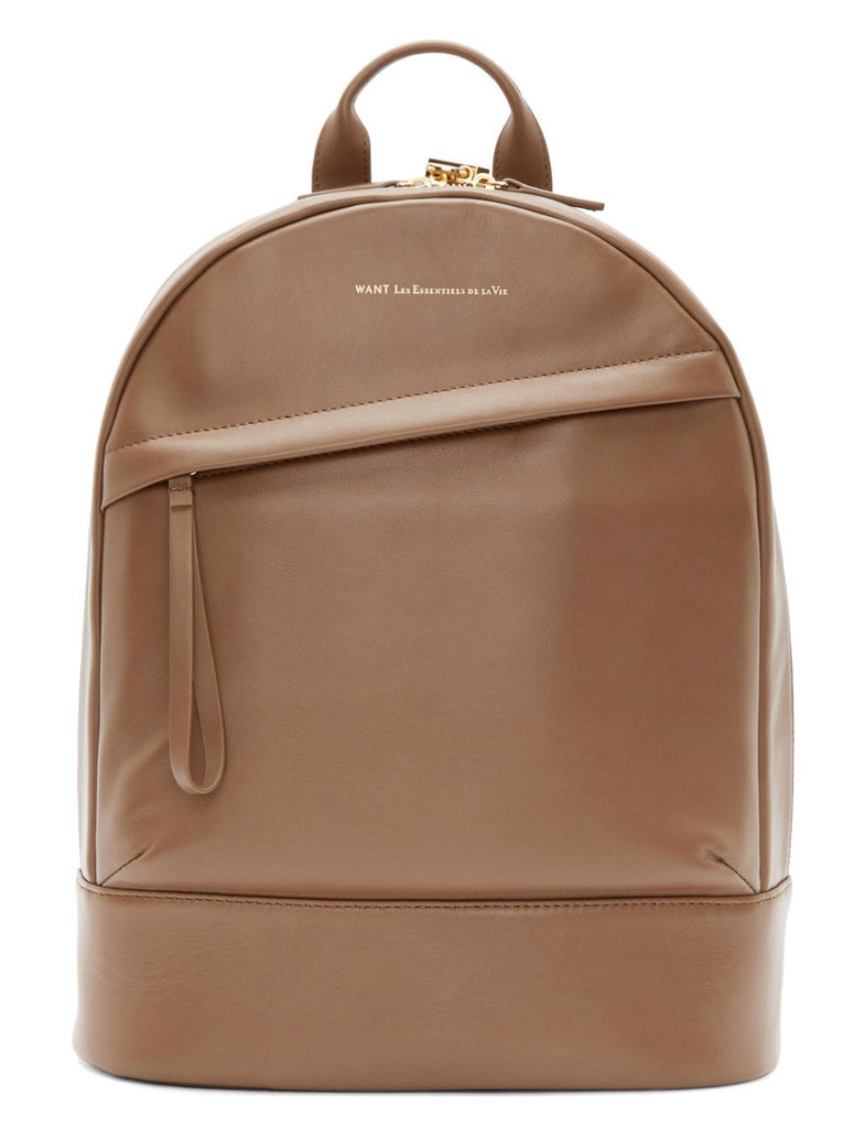travel essential: stylish backpacks that go from day to night - photos -  condé KDJUFTN