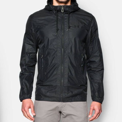 under armour performance windbreaker jacket MGLYPVX