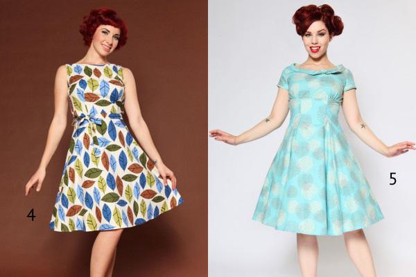 vintage inspired dresses vintage style dresses HYRZOGP