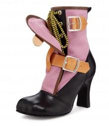 vivienne westwood shoes lilac bondage boot; lilac bondage boot QNLVNDO