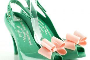 vivienne westwood shoes vivienne westwood green lady dragon bow anglomania womenu0027s shoe JTQSDYP