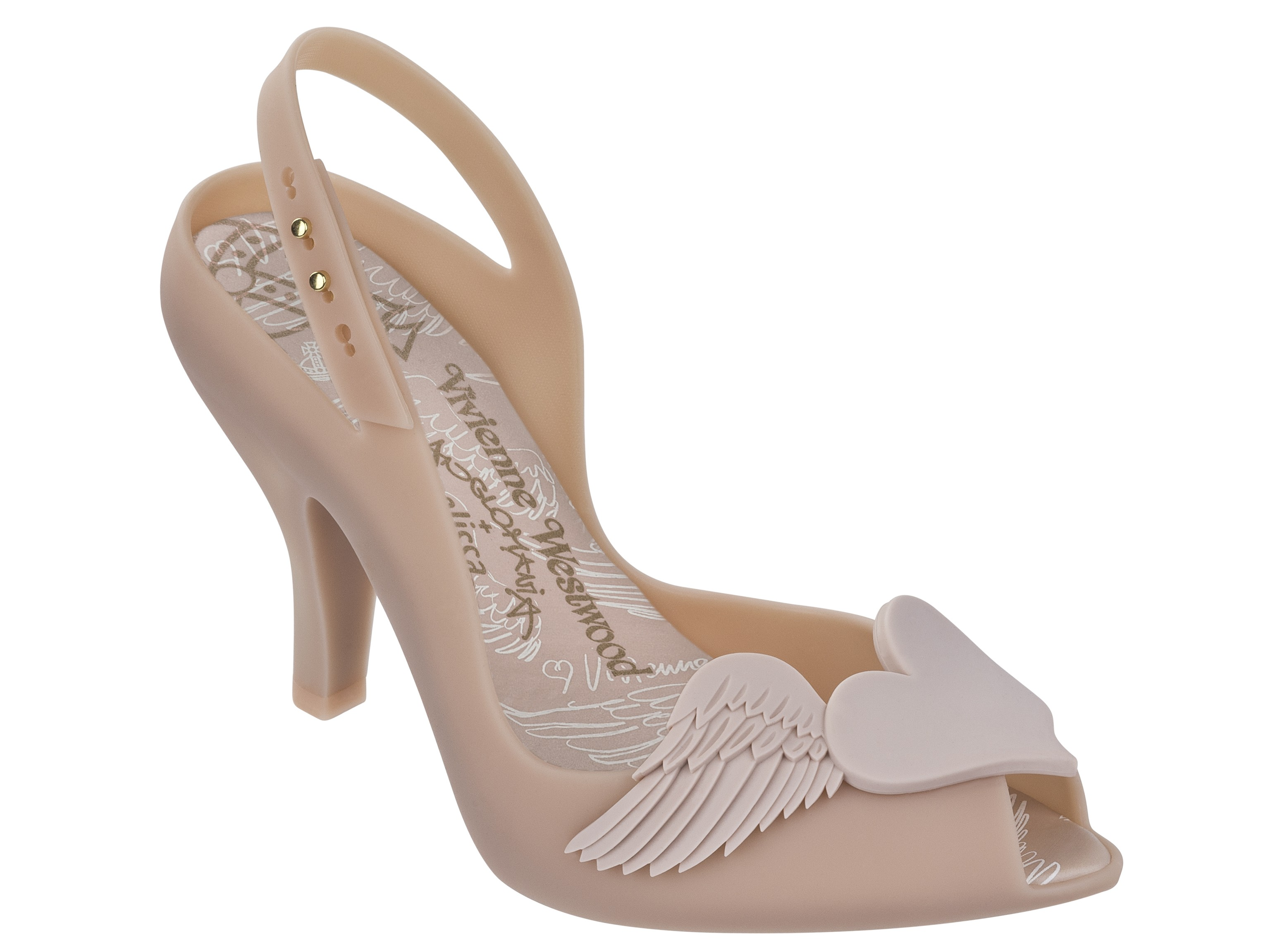 vivienne westwood shoes vw lady dragon 16 nude cherub | vivienne westwood + melissa shoes |  nonnon.co.uk CPTXEEU