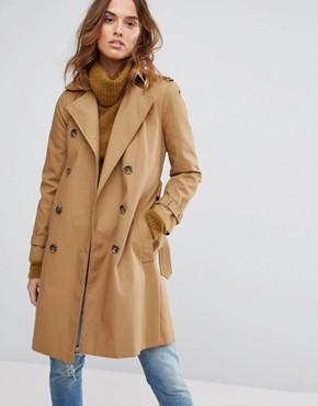 warehouse trench coat GUMURNW