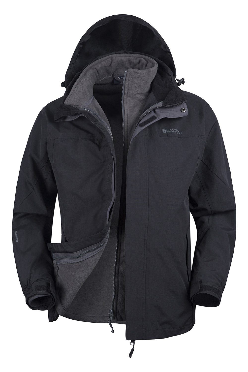 The best way to decide on a waterproof jacket
