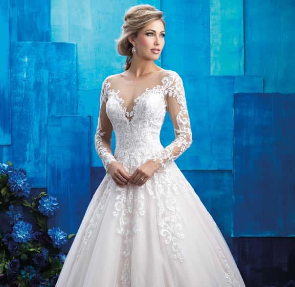 wedding dresses allure bridals NXYWPJI