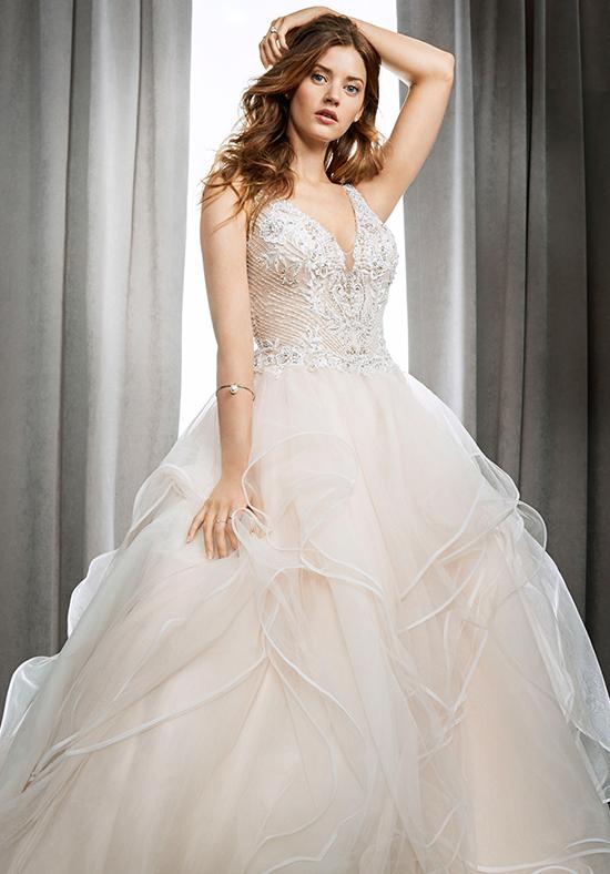 wedding dresses kenneth winston 1718 ball gown wedding dress YIDPSVK