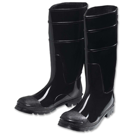 west chester black rubber boots (12) YQZASMI