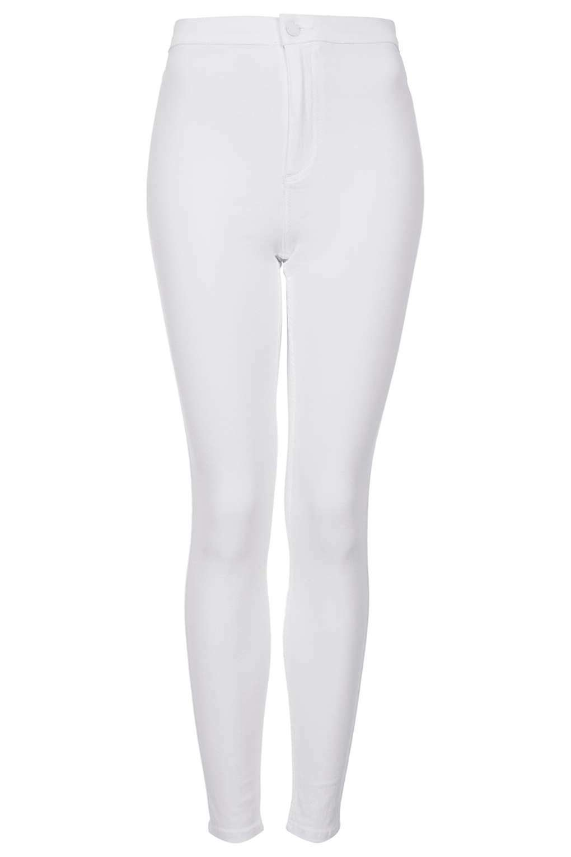 white jeans moto white wash joni jeans - jeans - clothing - topshop ASLOVJD