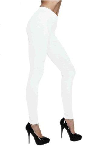 white leggings white stretch leggings at amazon womenu0027s clothing store: tights YCIHNWW