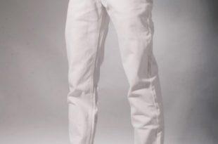 white pants gucci-men-s-white-pants-jeans YNUVDWX