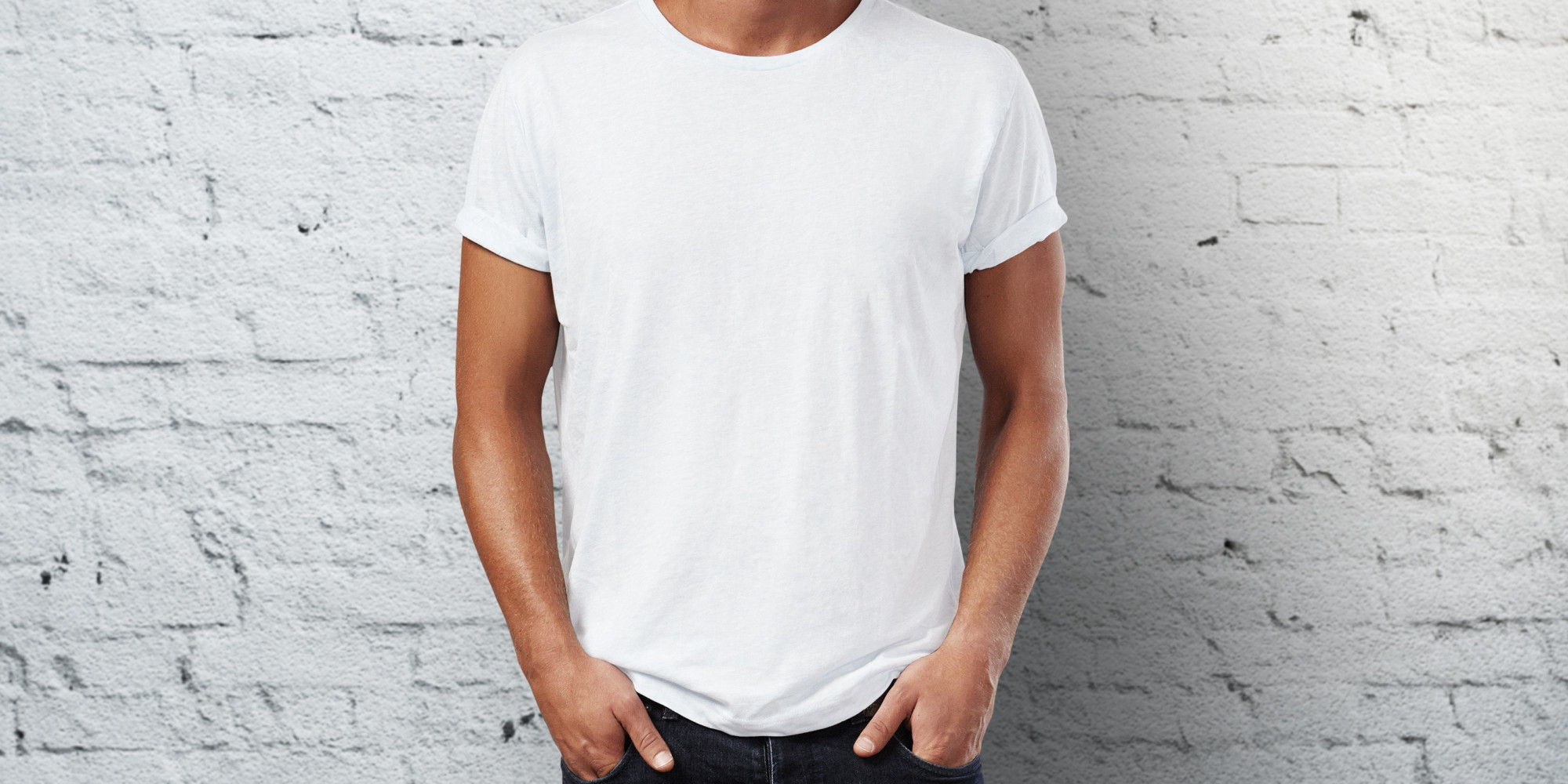 white shirt how to get rid of sweat stains on white t-shirts | huffpost uk EDDROMA