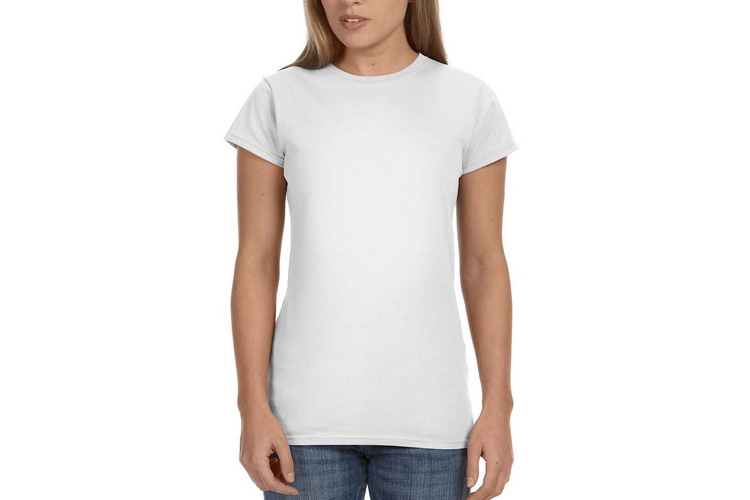 white shirt u201cmy shirt is a gildan soft style 64000. i play a lot of our shows AUZXONI