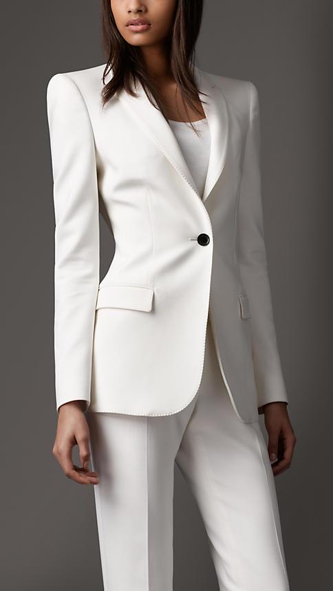 white suits for women http://michaud.mx/trajes-sastre-para-dama- · white suitswhite ... TWUZKYV