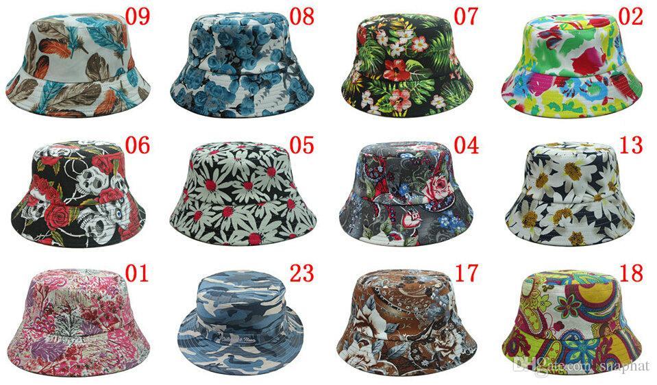 wholesale 20pcs lot,bucket hat,buckets,summer bucket hats for men and  women, bucket hats,new cloches bucket CQQHNWZ