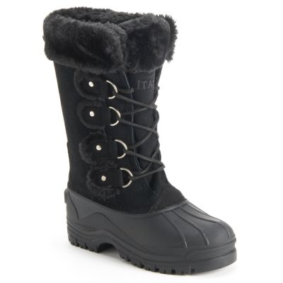 winter boots women itasca marais womenu0027s waterproof winter boots HZGDXWP