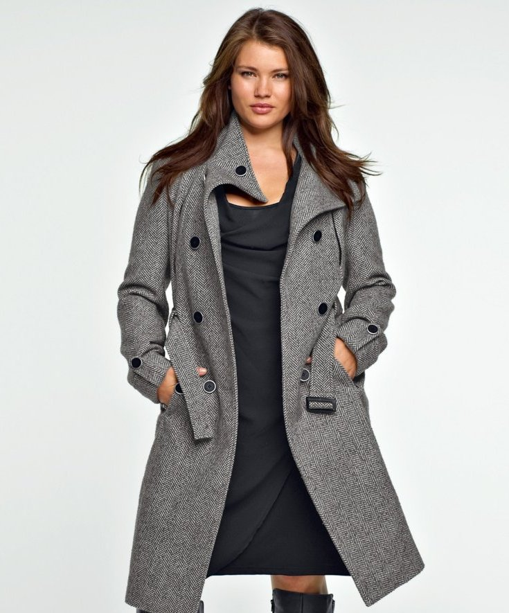 Updating your wardrobe with winter coats for women