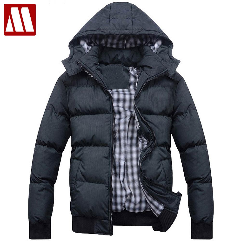 winter jackets for men best selling new fashion casual winter jacket for men cotton-padded hooded menu0027s  jackets deep HOTWRWI